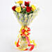 Colourful Roses Bouquet