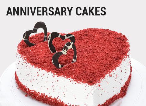 cakes anniversary