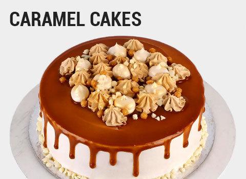 caramel-cakes