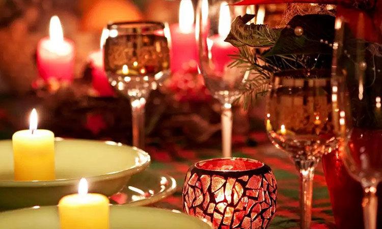 Enchanting Dinner Date