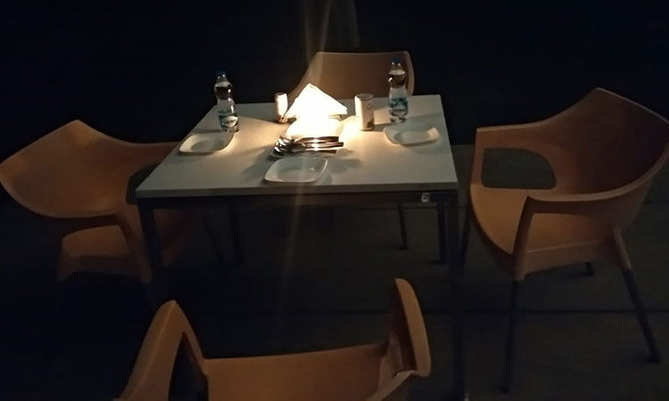 Fine Dining Under the Starlight