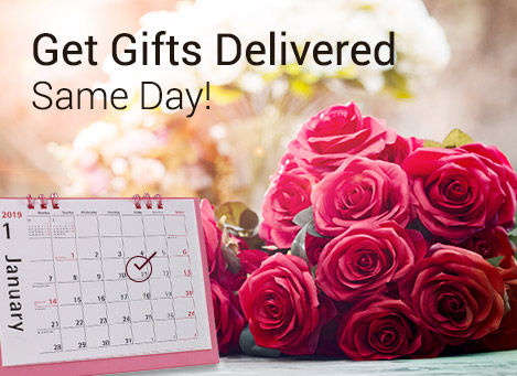 Same Day Gift Delivery in Canada