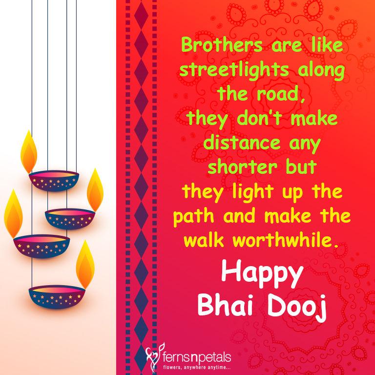 quotes for bhai dooj