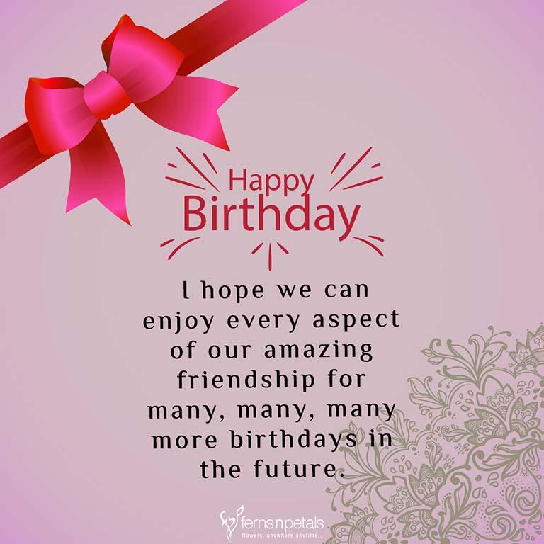 send birthday wishes