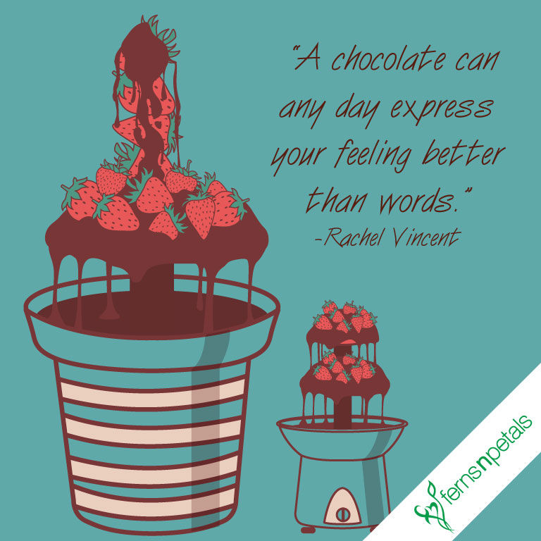 chocolate day best quotes