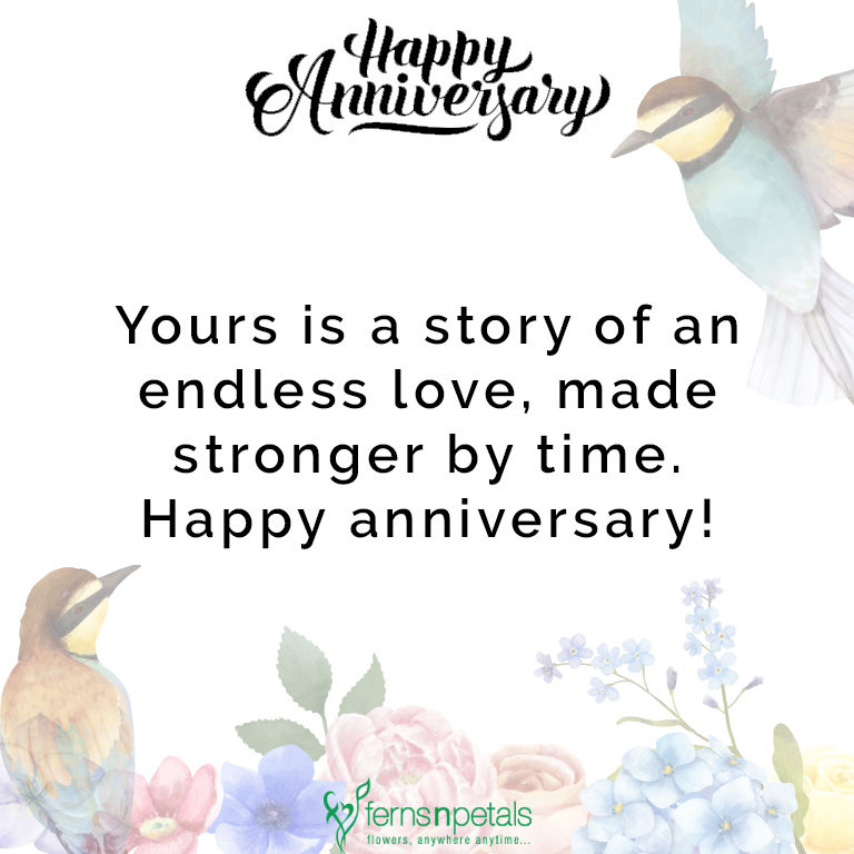 100 Happy Anniversary Quotes Wishes Messages With Images: 25+ Unique Quotes And Messages To Wish Happy Anniversary