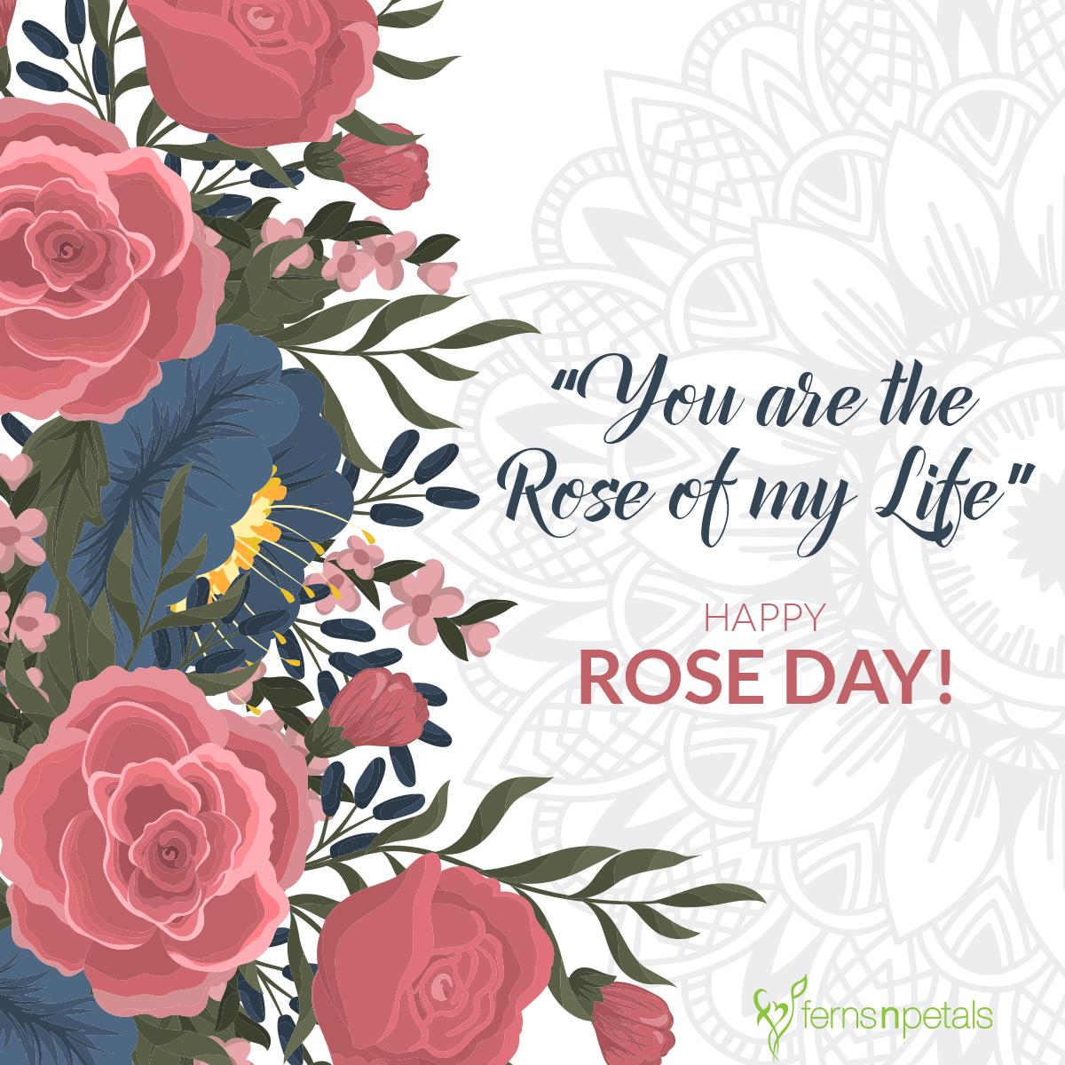 wishing rose day wishes for her