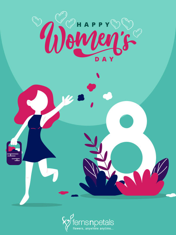 best wishes for womens day