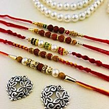 Best Five Rakhi Set: