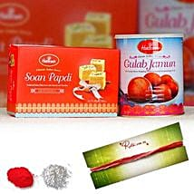 Blessings Of Mix Sweets: Bhai Dooj Gifts to Australia