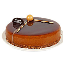 Caramel Mud Cake: Mothers Day Cake Delivery in Australia