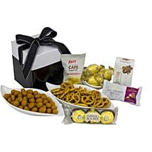 MINI INDULGENCE SWEET N SAVOURY: Gift Hampers to Australia