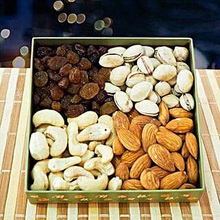 Mix Dry Fruit 400g: Diwali Gifts to Australia