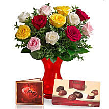 Premium Chocolates With Flowers: Flowers N Chocolates in Australia