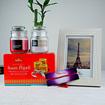 Sweet N Hopeful Bhai Dooj Gift: Bhai Dooj Gifts to Australia