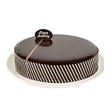 Double Chocolate Mud Cake: Rakhi Gifts for Sister in Australia