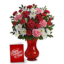 Valentine Flowers For Your Love: Valentine's Day Flower Delivery in Australia