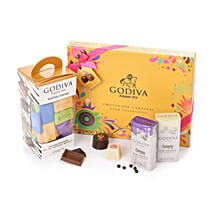 Godiva Exciting Carnival Gift Set: Send Gifts to Austria
