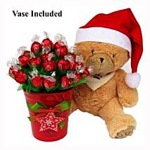 Christmas Teddy Wishes: Corporate Gifts to Belgium