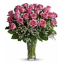 24 Pink Roses: Gifts for Her in Canada