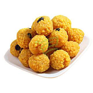 Boondi Laddu: Sweet Delivery in Canada