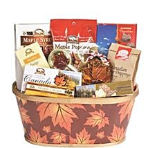 Canadiana Treat: Send Corporate Gifts to Canada