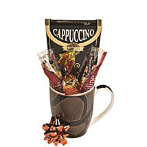 Cappuccino Sampler: Chocolate Gift Baskets in Canada