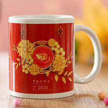 Chinese New Year 2020 Greetings Mug: Chinese New Year Gifts in Canada