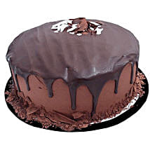 Chocolate Banana Cake: Valentines Day Cake Delivery in Canada