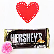 Classic Hersheys Almond Chocolate: Romantic Gifts to Canada
