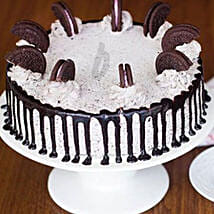 Cookie and Cream Cake 500GM: Send Christmas Cakes to Canada