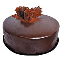 Dark Chocolate Truffle Cake: Valentine's Day Gift Delivery in Canada