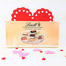 Delectable Lindt Dessert: Send Anniversary Gifts to Canada