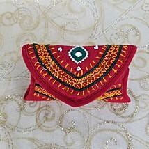 Embellished Handy Purse: Designer Handbag to Canada