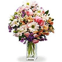 Everlasting Bouquet: Gifts for Father in Canada
