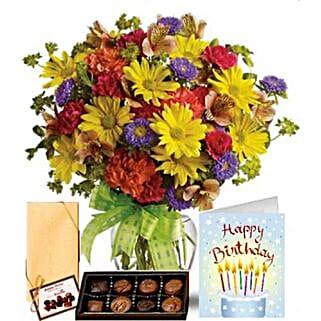 Flowers N Chocolate: Send Birthday Chocolates to Canada