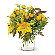 Good as Gold: Lilies to Canada