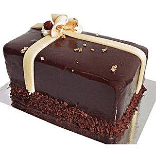 Half Kg Chocolate Sponge Cake: Valentine's Day Cakes to Canada