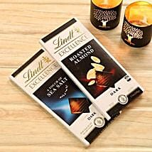 Lindt Dark Choco Bars: Valentine's Day Gifts to Canada