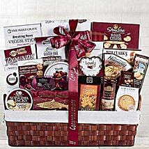 The Classic Congratulations: Christmas Gift Hampers to Canada