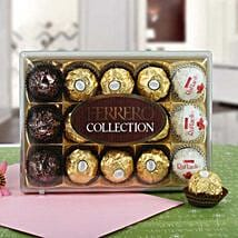 Treat of Ferrero Roch: Gift Delivery in Canada for Men