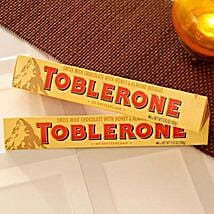 Twosome Toblerone: Valentine's Day Gift Delivery in Canada