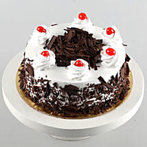 Black Forest Cake Half Kg: Canada Gifts for Birthday