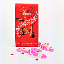 Valentine Special Lindt Milk Chocolate: Valentine's Day Gift Delivery in Canada