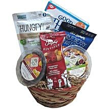 Vegan And Gluten Free Snacks: Christmas Gift Baskets to Canada