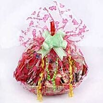 Happy Gift Basket 3 CIN: Valentine Gifts to China