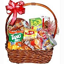Holiday Gift Basket CIN: Valentine Gifts to China