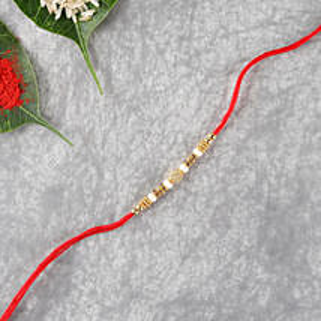 Elegant Premium Designer Thread: Send Rakhi to Denmark