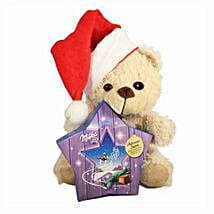 My Sweet Milka Teddy Christmas Star: Corporate Gifts to Finland