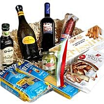 Bella Italia Hamper: Corporate Gifts to Germany